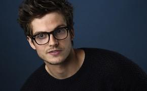 Картинка очки, актер, Daniel Sharman