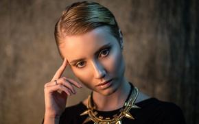 Картинка украшения, портрет, макияж, Елизавета Цыбанева