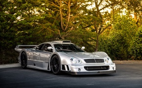 Картинка Mercedes-Benz, GTR, AMG, Coupe, CLK