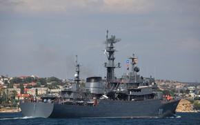 Картинка перекоп, учебный корабль, визит в севастополь