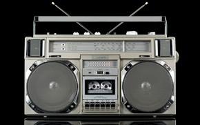 Картинка бумбокс, Crown, stereo, Boombox, CSC-950L