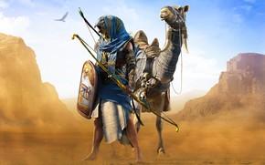 Картинка Origins, Ubisoft, Assassin's Creed, DLC, Horus, Assassin's Creed: Origins