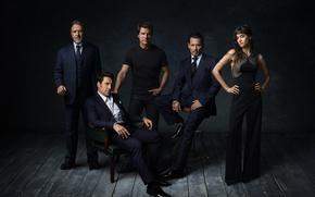 Картинка Johnny Depp, cinema, girl, woman, man, movie, Russell Crowe, Javier Bardem, film, Tom Cruise, Sofia …