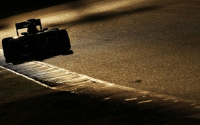 Картинка Сумерки, Formula 1