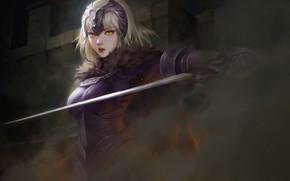 Картинка девушка, аниме, арт, Fate / Grand Order