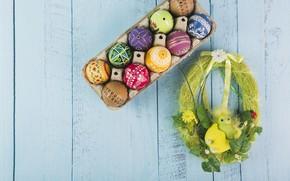Картинка Игрушка, Пасха, Яйца, Праздник