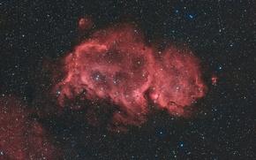 Обои звезды, космос, Soul Nebula