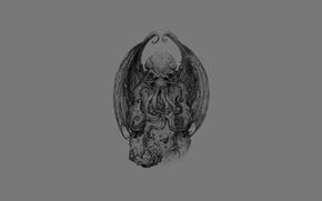 Картинка horror, Cthulhu, monster
