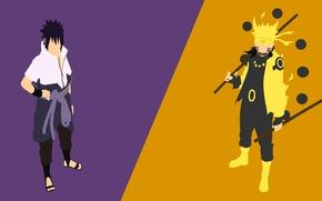 Картинка logo, game, Naruto, anime, ninja, asian, manga, Uchiha Sasuke, shinobi, japanese, Uzumaki Naruto, oriental, jinchuuriki, …