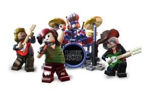 Картинка rock, game, Wii, toy, Nintendo, Lego, PS3, Xbox 360, PlayStation 3, Warner Bros. Interactive Entertainment, ...