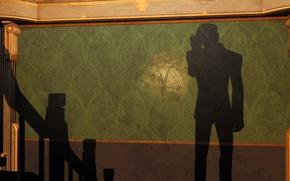 Картинка shadow, contrast, Compulsion Games