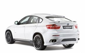 Картинка BMW, Hamann, кроссовер, X6