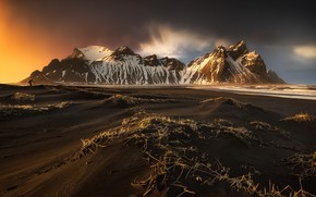 Картинка Iceland, Auster-Skaftafellssysla, Hofn i Hornafirdi
