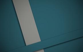 Обои линии, серый, голубой, геометрия, design, material