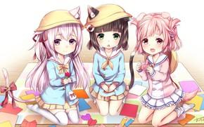 Картинка девочки, аниме, арт, Azur Lane