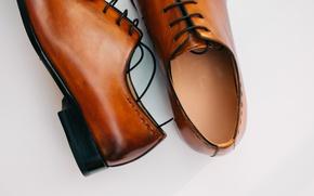Обои Shoes, leather, quality