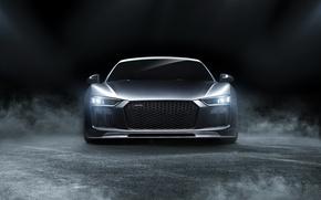 Обои Vorsteiner, Audi, суперкар, ауди