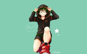 Картинка Fanart, Boku no Hero Academia, My Hero Academia, Midoriya Izuku