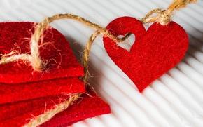 Картинка сердца, шнурок, коллекция