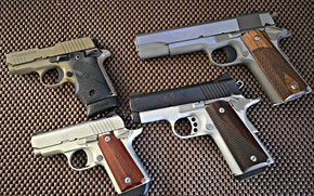 Обои --Kimber-Ultra-Carry-II-45-ACP, --Kimber-Micro-380, --Colt-9-MM, SIG-P238-380