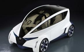 Картинка Concept, Honda, P-NUT, Honda P-NUT