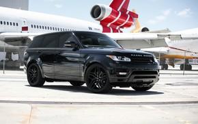 Обои Sport, Rover, Range, Exclusive, Motoring
