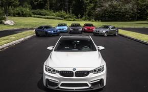 Картинка BMW, White, E92, F82