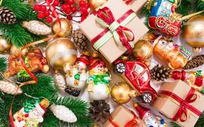 Картинка украшения, елка, Новый Год, Рождество, подарки, happy, Christmas, New Year, Merry Christmas, Xmas, gift, decoration, …