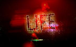 Картинка Life, Рендеринг, Adobe After Effects