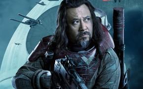 Картинка оружие, фантастика, планета, постер, космические корабли, Rogue One, Jiang Wen, Изгой-один: Звёздные войны. Истории, Цзян …