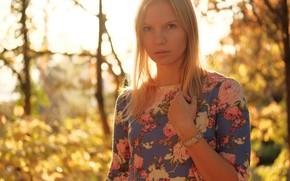 Картинка лето, девушка, Masha