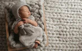 Картинка игрушка, сон, спит, малышка, baby, Sleep