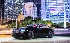 Картинка Rolls-Royce, роллс-ройс, врайт, Wrath