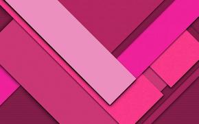 Обои линии, розовый, текстура, геометрия, design, texture, pink, color, material
