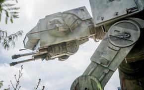 Обои звездные войны, AT ACT Walker, Star Wars