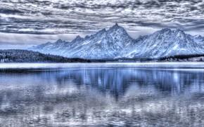 Картинка природа, Wyoming, Teton National Park
