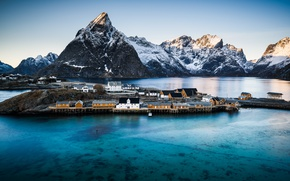 Картинка Norway, Reine, Nordland