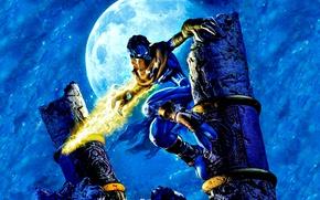 Картинка Raziel, Legacy of Kain, Soul Reaver