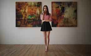 Картинка Девушка, Фото, Взгляд, Модель, Girl, Картины, Ноги, Ножки, Legs, Model, Beauty, Photo, Красивая, Look, Pictures, …