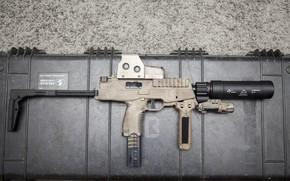 Картинка пистолет, глушитель, TP9