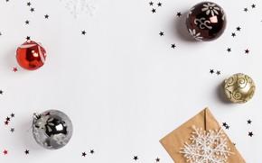 Картинка украшения, шары, Новый Год, Рождество, happy, Christmas, New Year, Merry Christmas, Xmas, gift, decoration