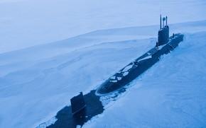 Картинка многоцелевая, HMS Trenchant, атомная подводная, S 91