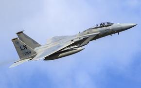 Картинка Eagle, McDonnell Douglas, F-15C