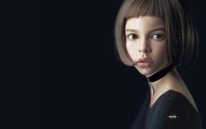 Картинка портрет, арт, Portrait, Huy Ozuno, Freelance Concept Artist