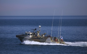 Картинка катер, Раптор, обороны, Черное море, противодиверсионной