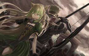 Обои аниме, арт, fate/grand order, fate/apocrypha