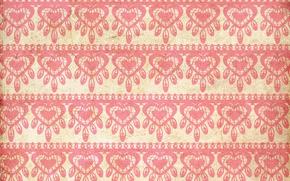 Обои background, орнамент, texture, paper, узор, vintage, pattern