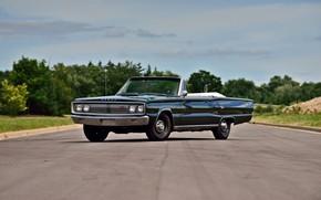 Картинка Classic, 1967, Convertible, Dodge Coronet