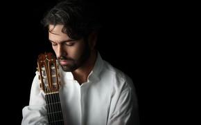 Обои музыка, Julio Cortés, гитарист