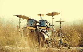 Обои живой звук, барабан, барабаны, instrument, инструмент, игра на свежем воздухе, sound 2, природа лето жара, ...